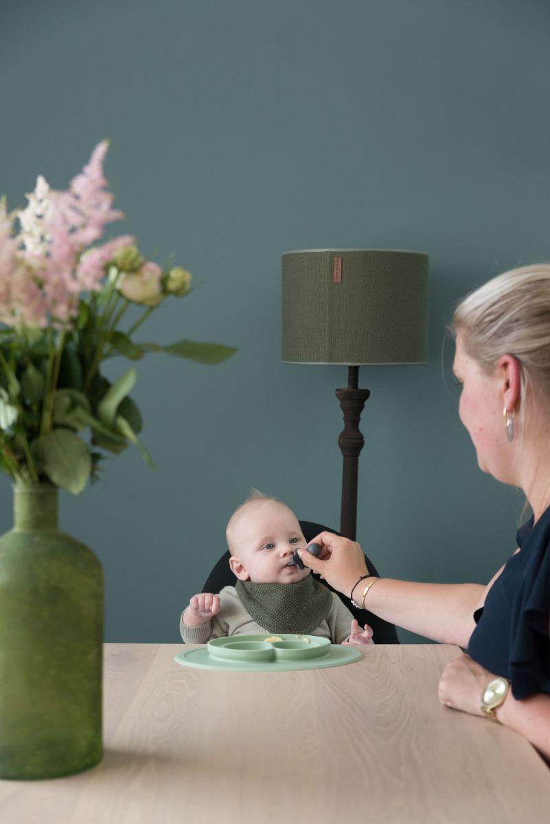 baby bandana classic khaki