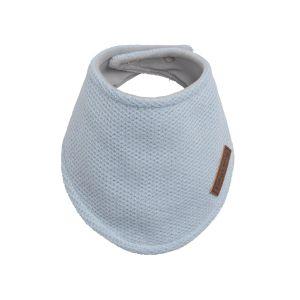Baby bandana Classic puderblau