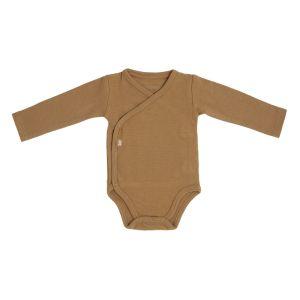 Baby Body langen Ärmeln Pure caramel - 50