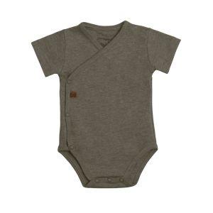 Baby Body Melange khaki - 62