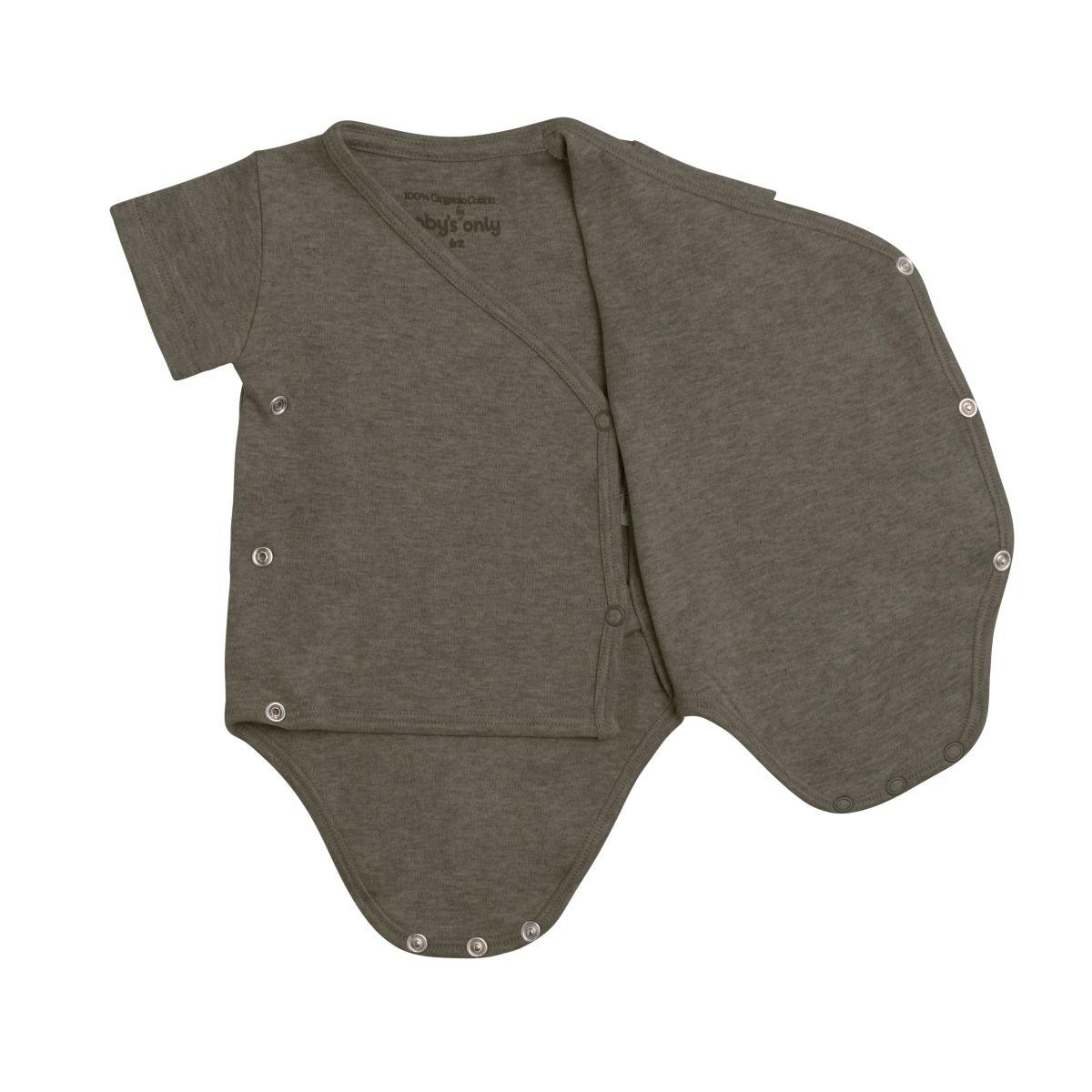 baby body melange khaki 62