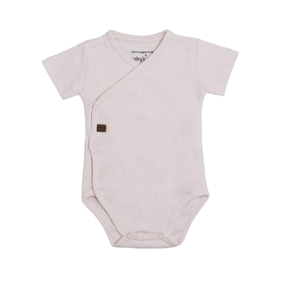 baby body melange klassisch rosa 56