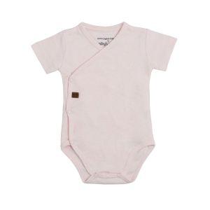 Baby Body Melange klassisch rosa - 62