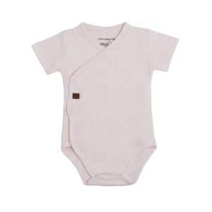 Baby Body Melange klassisch rosa - 68