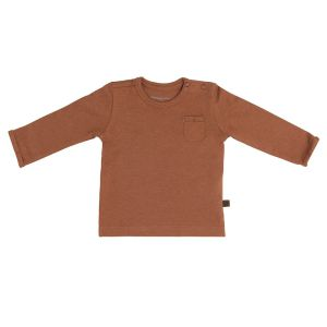 Baby Pullover Melange honey - 50