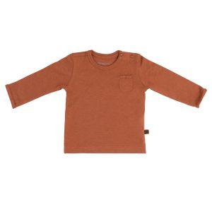 Baby Pullover Melange honey - 50