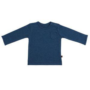Baby Pullover Melange jeans - 50