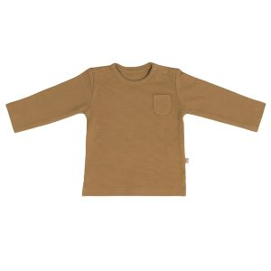 Baby Pullover Pure caramel - 62