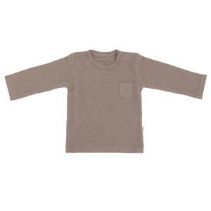 Baby Pullover Pure mokka - 50