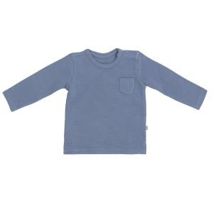 Baby Pullover Pure vintage blue - 50