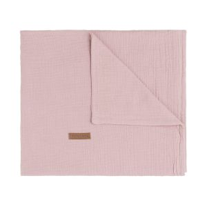 Babydecke Breeze alt rosa