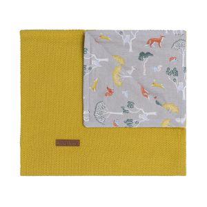 Babydecke Forest mustard