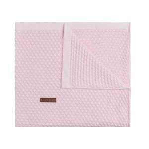 Babydecke Sun klassisch rosa/baby rosa