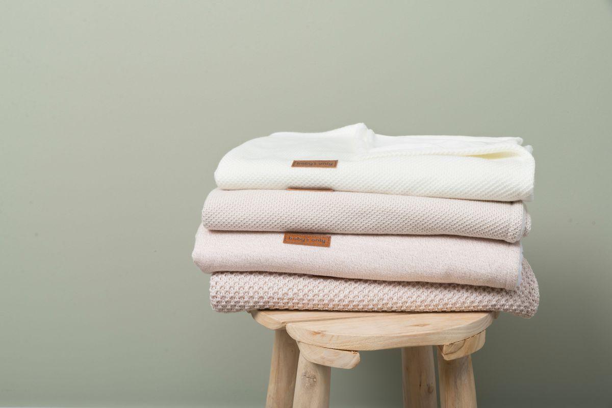 babydecke teddyfutter classic rosa