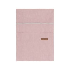 Bettbezug Breeze alt rosa - 100x135