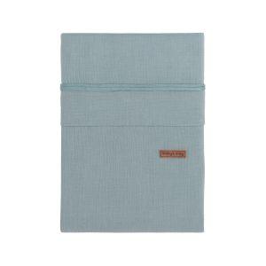 Bettbezug Breeze stonegreen - 100x135