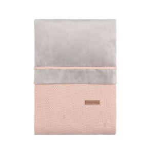 Bettbezug Classic blush - 100x135