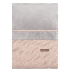 Bettbezug Classic blush - 80x80