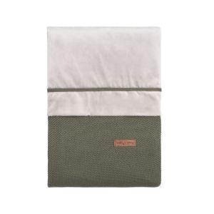 Bettbezug Classic khaki - 100x135