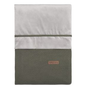 Bettbezug Classic khaki - 80x80