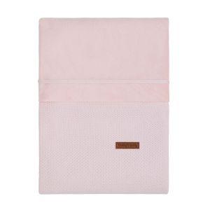 Bettbezug Classic rosa - 80x80