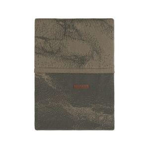 Bettbezug Marble khaki/olive - 100x135