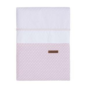 Bettbezug Sun klassisch rosa/baby rosa - 100x135
