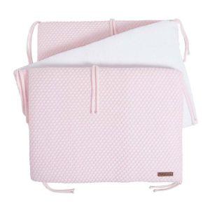 Bettnest Sun klassisch rosa/baby rosa
