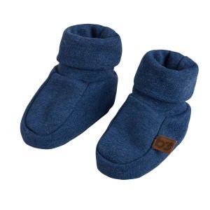 Booties Melange jeans - 0-3 Monate