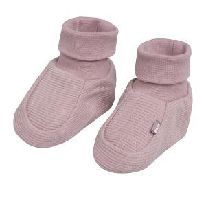 Booties Pure alt rosa - 0-3 Monate