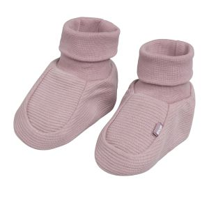 Booties Pure alt rosa - 3-6 Monate