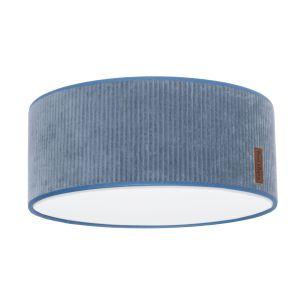 Deckenleuchte Sense vintage blue - Ø35 cm