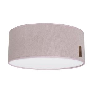 Deckenleuchte Sparkle silber-rosa melee - Ø35 cm