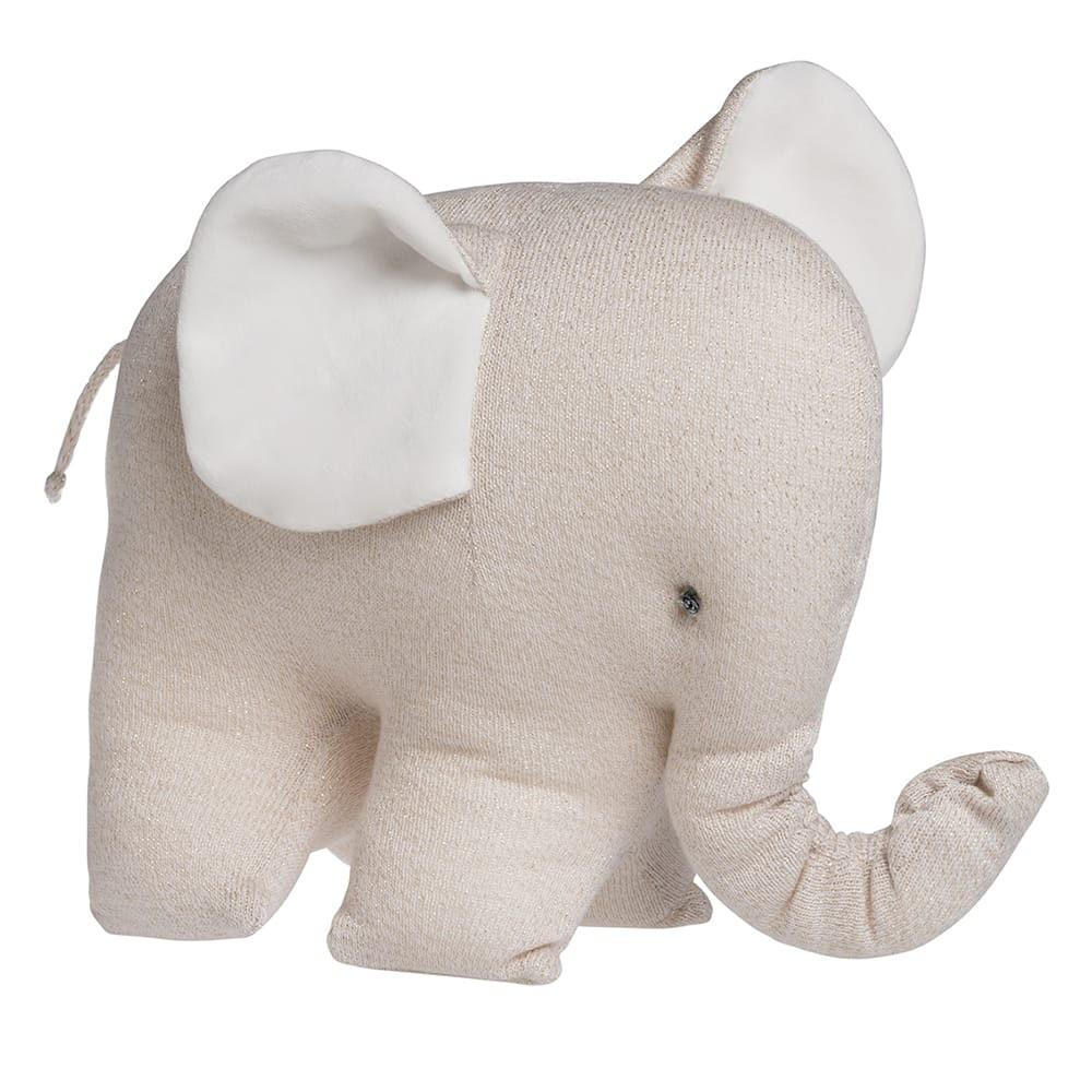 elefant sparkle goldelfenbein melee