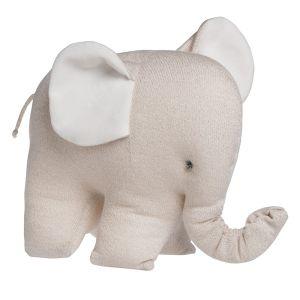 Elefant Sparkle gold-elfenbein melee