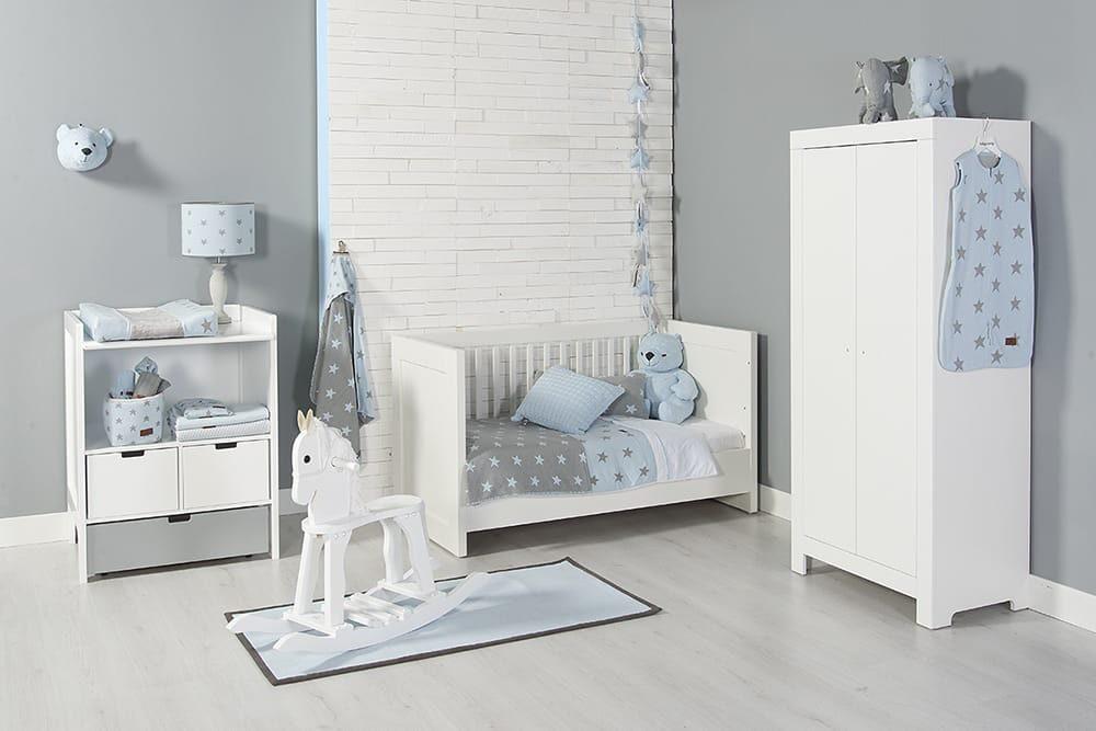 elefant star baby blaugrau