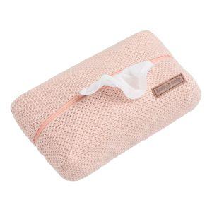 Feuchttücherbezug Classic blush