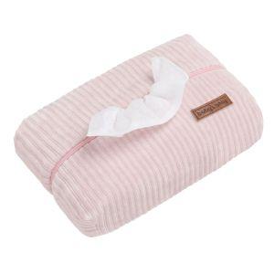 Feuchttücherbezug Sense alt rosa