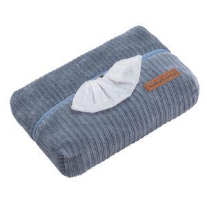Feuchttücherbezug Sense vintage blue