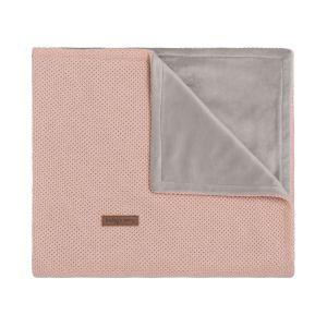 Gitterbettdecke soft Classic blush
