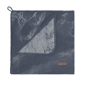 Kapuzendecke Marble granit/grau