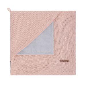 Kapuzendecke soft Classic blush