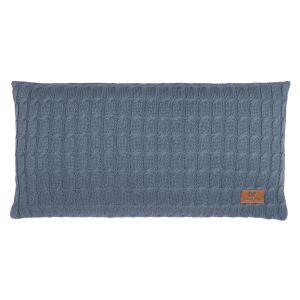 Kissen Cable granit - 60x30