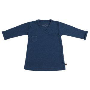 Kleid Melange jeans - 68