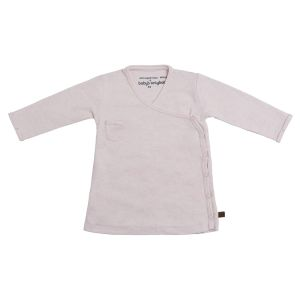 Kleid Melange klassisch rosa - 50