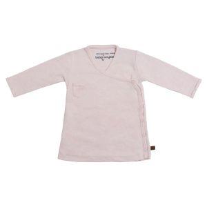 Kleid Melange klassisch rosa - 68