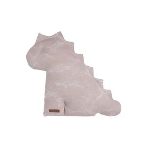 Kuscheldino Marble alt rosa/klassisch rosa - 40 cm