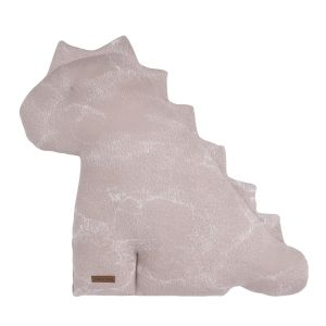 Kuscheldino Marble alt rosa/klassisch rosa - 55 cm