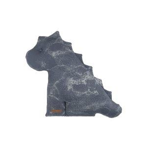 Kuscheldino Marble granit/grau - 40 cm