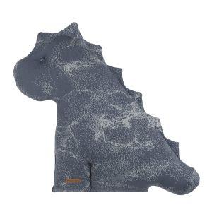 Kuscheldino Marble granit/grau - 55 cm